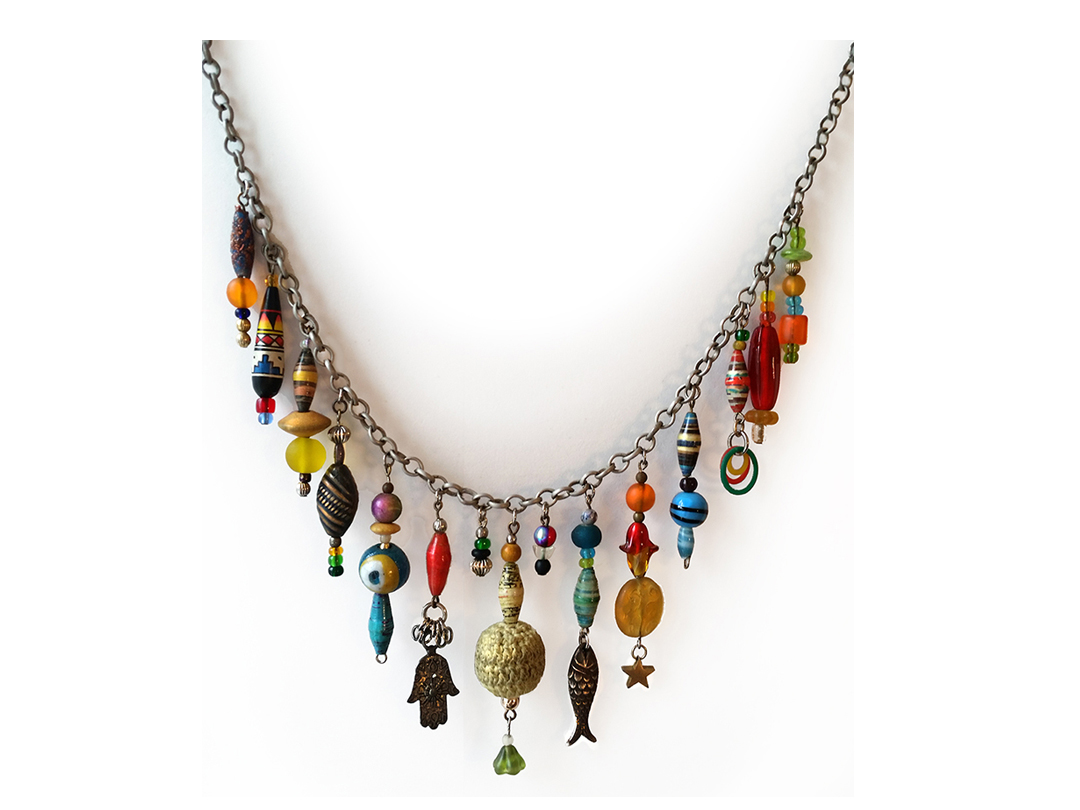 Necklace multi